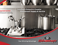 Advantage Restaurant Supply Brochure