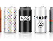 Very Special Edition of the Hottest Designer Cans