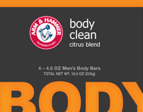 Arm & Hammer Body Clean