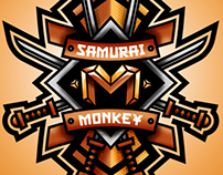 Samurai Monkey