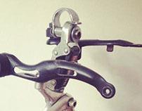 Upcycled bikebot /// Name: Master Pi