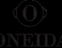 Oneida Kitchenware rebrand and Advertising