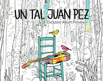 Music. Cover Art | Un Tal Juan Pez