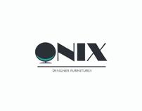 ONIX- Brand Identity / Brand Book