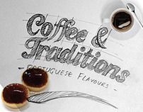Branding + Concept + Website // Coffee & Traditions