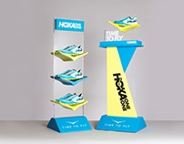 Developing a Retail Kit for Hoka One One