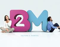 Anúncio B2M [ Design Gráfico Agência NucleoCom ]
