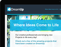 Dream Up Client Email