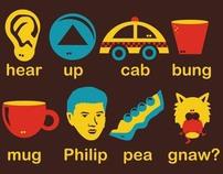 Yabang Pinoy Linggo ng Wika Shirts