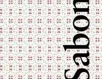 Booklet Sabon  //  Editorial Design