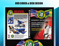 DVD Jacket / Disk Design and Production