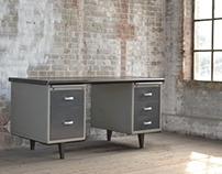 Gispen 7800 serie Desk