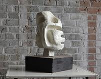 Mid century Sculpture