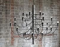 Arteluce chandelier