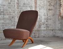"Artifort ""congo chair"""
