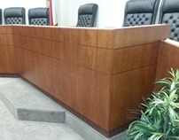 Council Chambers Final Interior Design