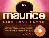 Maurice: Live. Love. Latte