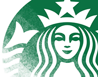 Starbucks Dailys illustrations
