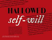 Hallowed Self-Will - Conceptual Photography