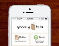 Grocery Hub - Mobile