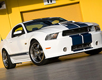 Shelby GT350 | 2011 45th Anniversary Edition