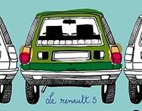 Le petit Renault 5