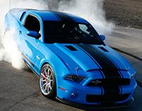 Shelby GT500 Super Snake | Burnout Photography