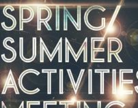 Spring/Summer meeting