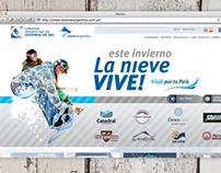SKISNOW ARGENTINA | WEB SITE & DESIGN
