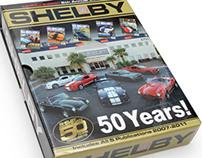 Shelby 50th Anniversary Slip Box Design