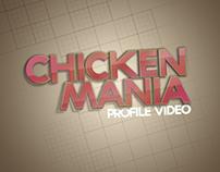 Chicken Mania Company Profile Video