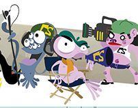 Crazee Monsters (animation)
