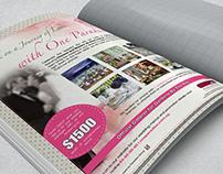 One Paradise Magazine Ads
