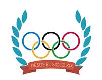 Juegos Olímpicos. Infografía 2012
