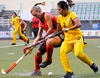 WOMEN ASIA CUP HOCKEY 2013