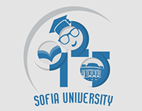 Sofia University St. K. Ohridski 125th Anniversary