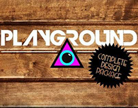 Playground Promotions Design Package