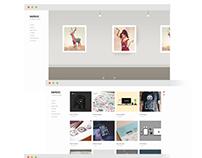 Nordic – Retina Responsive WordPress Theme
