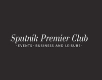 "Logo and Web-site for ""Sputnik Premier Club"""