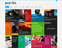Puzzles | WordPress Magazine/Review Theme