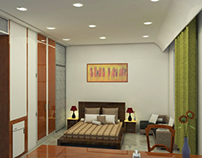 Hotel Interior Renders