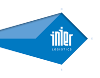 INIER LOGISTICS Brochure Design
