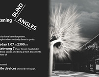 Enlightening Blind Angles(2010)/ Interactive Projection
