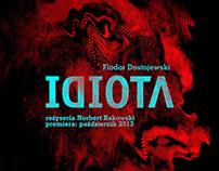 "Dostoyevsky's ""Idiot"" poster"