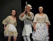 Хамлет во пикантен сос - Театар Комедија