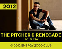 The Pitcher and MC Renegade at Energy 2000 Club