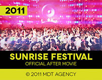 Sunrise Festival 2011 // Official After Movie