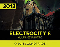 Electrocity Festival 8 - Multimedia intro