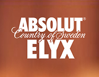 ABSOLUT ELYN: Rare and Precious