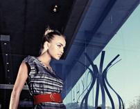 Urban Fashion Shoot for Bicycling SA magazine